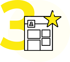 Manage your listing Icon